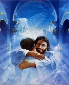 abbraccio del Padre